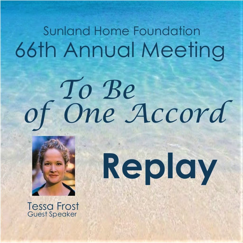 2021 ANNUAL MEETING REPLAY POST...